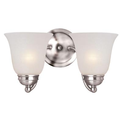 Maxim Lighting 2121 Basix - Two Light Wall Sconce