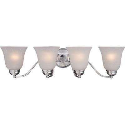 Maxim Lighting 2123 Basix - Four Light Bath Vanity