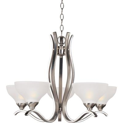 Maxim Lighting 21265 Contour - Five Light Chandelier