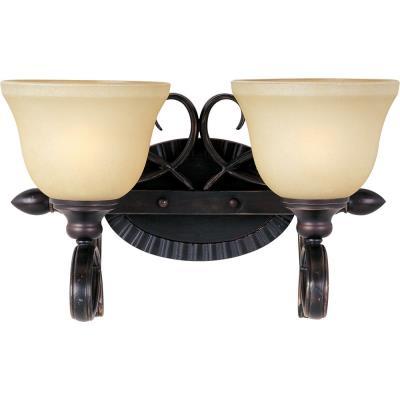 Maxim Lighting 21312 Infinity - Two Light Bath Vanity