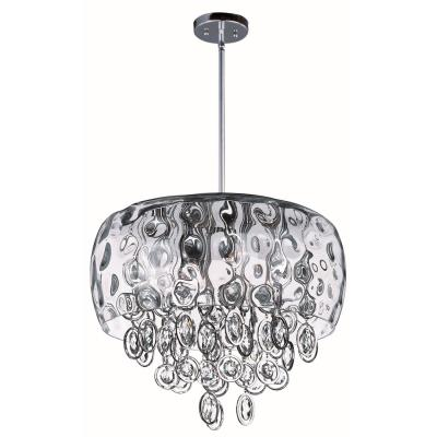 Maxim Lighting 21475WGPN Ripple - Ten Light Pendant
