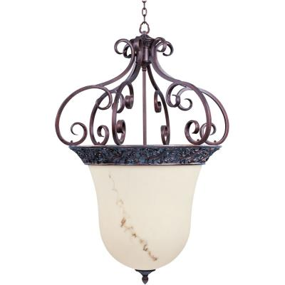 Maxim Lighting 2221WHGB Apollo - Six Light Entry Foyer Pendant