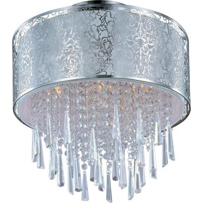 Maxim Lighting 22291WTSN Rapture - Five Light Semi-Flush Mount
