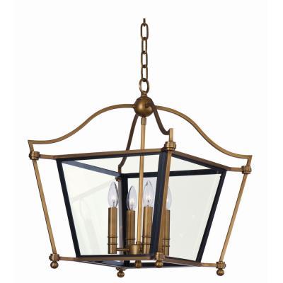 Maxim Lighting 22395 Ritz - Four Light Chandelier