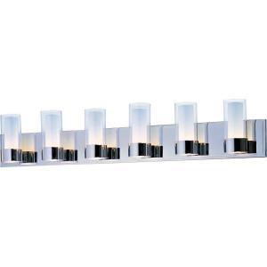 Silo - Six Light Bath Vanity