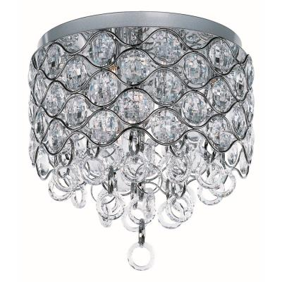 Maxim Lighting 23090BCPC Cirque - Two Light Flush Mount