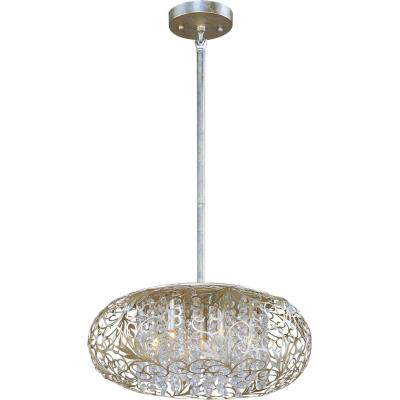 Maxim Lighting 24154BCGS Arabesque - Seven Light Pendant