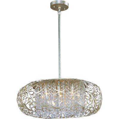 Maxim Lighting 24155BCGS Arabesque - Nine Light Pendant