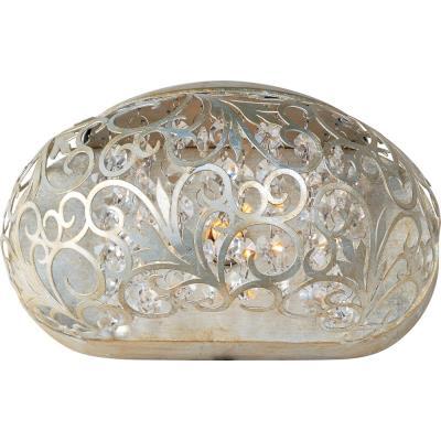 Maxim Lighting 24158BCGS Arabesque - One Light Sconce