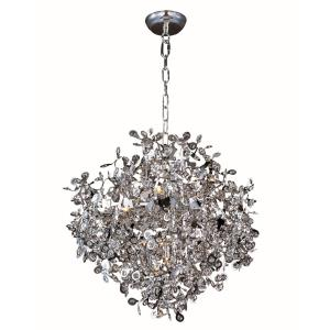 Comet - Ten Light Chandelier