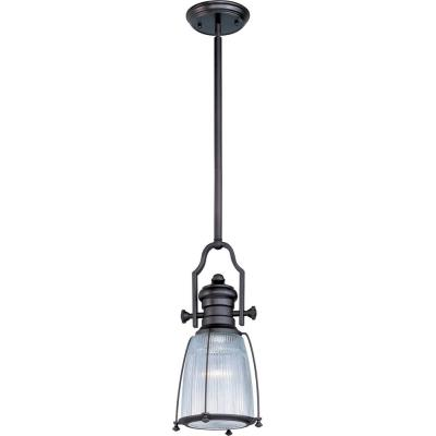 Maxim Lighting 25002CLBZ Hi-Bay - One Light Adjustable Pendant