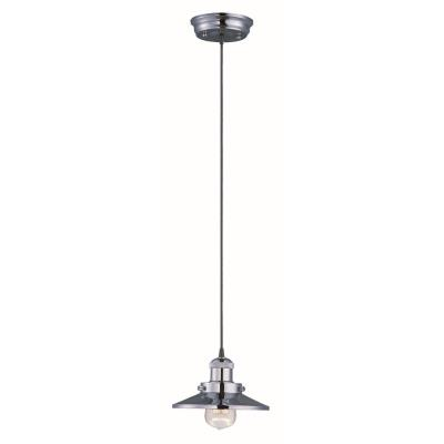 Maxim Lighting 25020PN Mini Hi-Bay - One Light Pendant