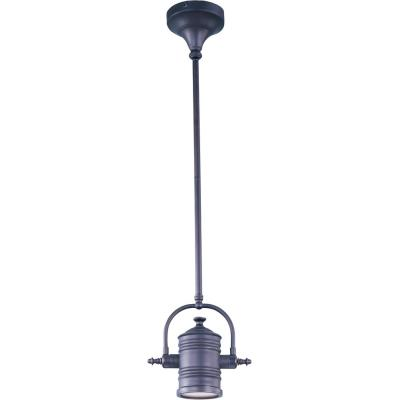 Maxim Lighting 25125FTBZ Hi-Bay - One Light Convertible Flush Mount