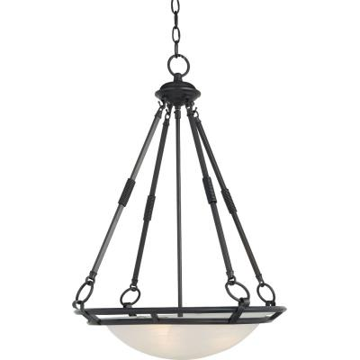Maxim Lighting 2672 Stratus - Four Light Invert Bowl Pendant