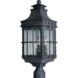 Nantucket - Three Light Outdoor Pole/Post Mount