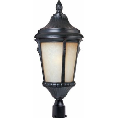 Maxim Lighting 3010LTES Odessa - One Light Outdoor Pole/Post Mount