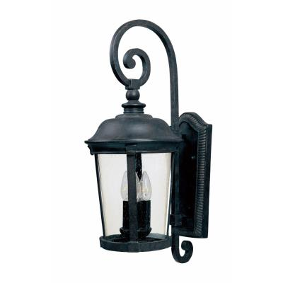 Maxim Lighting 3024 Dover DC - Three Light Outdoor Wall Mount