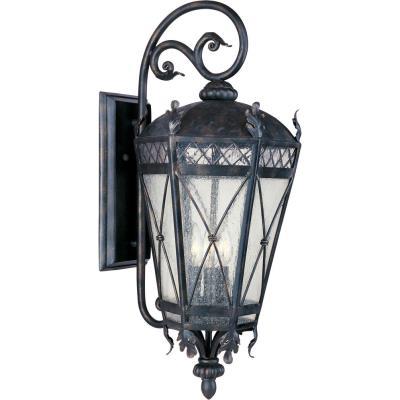 Maxim Lighting 30457 Canterbury - Five Light Outdoor Wall Mount