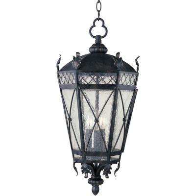 Maxim Lighting 30459 Canterbury - Three Light Outdoor Hanging Lantern