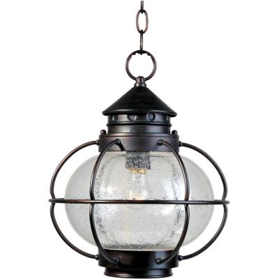 Maxim Lighting 30506 Portsmouth - One Light Outdoor Hanging Lantern