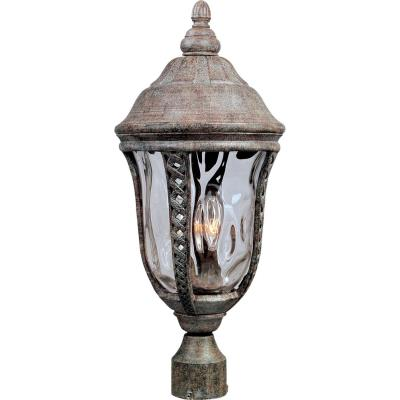 Maxim Lighting 3101 Whittier DC - Three Light Outdoor Pole/Post Mount