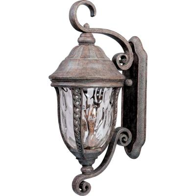Maxim Lighting 3109 Whittier DC - Three Light Outdoor Wall Mount