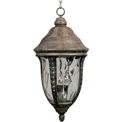 Maxim Lighting 3111 Whittier DC - Three Light Outdoor Hanging Lantern