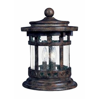 Maxim Lighting 3132 Santa Barbara DC - Three Light Outdoor Deck Mount
