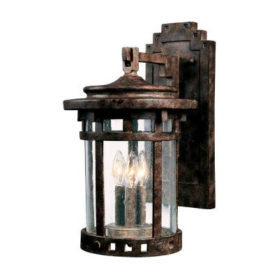 Maxim Lighting 3134 Santa Barbara DC - Three Light Outdoor Wall Mount