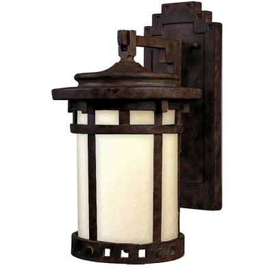 Maxim Lighting 3143 Santa Barbara Dark Sky - One Light Outdoor Wall Mount
