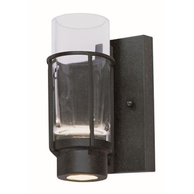 "Maxim Lighting 32451 Fusion - 8.5"" 4.8W 2 LED Wall Sconce"