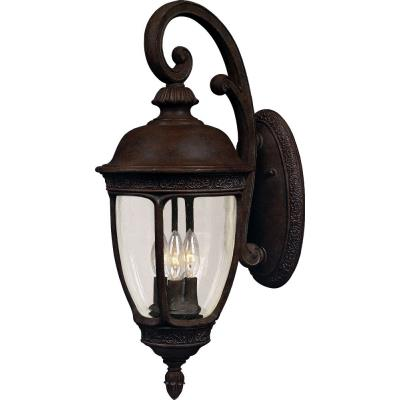 Maxim Lighting 3464 Knob Hill DC - Three Light Outdoor Wall Mount