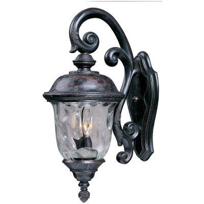 Maxim Lighting 3497 Carriage House DC - Three Light Outdoor Wall Mount