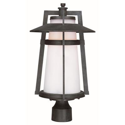 Maxim Lighting 3530SWAE Calistoga - One Light Outdoor Pole/Post Mount