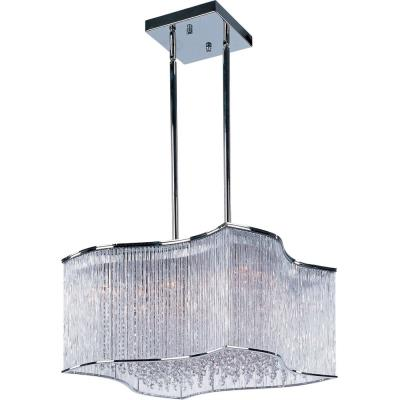 Maxim Lighting 39705CLPC Swizzle - Twenty Light Pendant