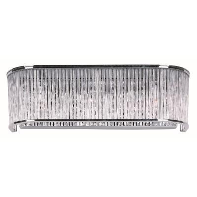 Maxim Lighting 39711CLPC Swizzle - Three Light Bath Vanity