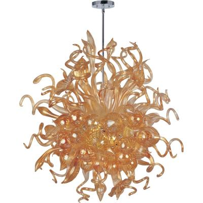 "Maxim Lighting 39726COPC Mimi - 40"" 18W 18 LED Chandelier"