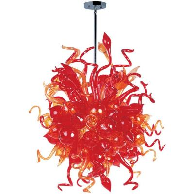 "Maxim Lighting 39726SRPC Mimi - 40"" 18W 18 LED Chandelier"