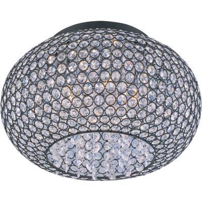 Maxim Lighting 39875BCBZ Glimmer - Five Light Flush Mount