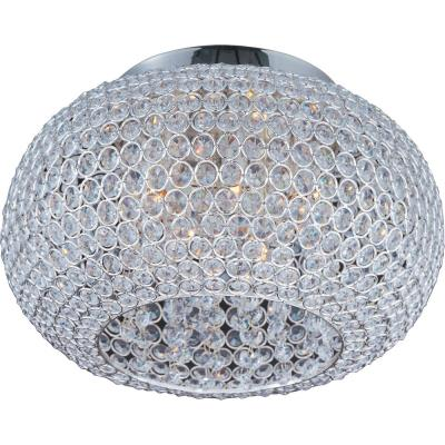Maxim Lighting 39875BCPS Glimmer - Five Light Flush Mount