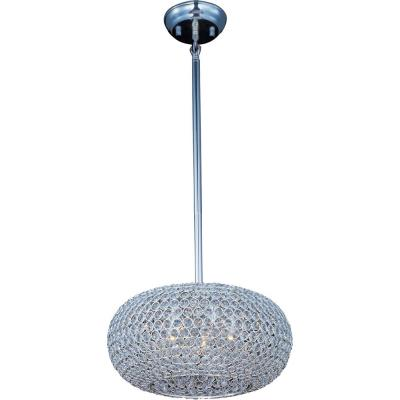 Maxim Lighting 39878BCPS Glimmer - Five Light Adjustable Pendant