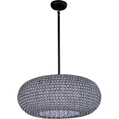 Maxim Lighting 39879BCBZ Glimmer - Nine Light Adjustable Pendant