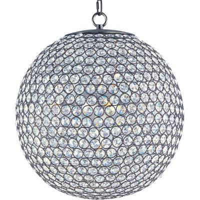 Maxim Lighting 39886BCBZ Glimmer - Five Light Chandelier