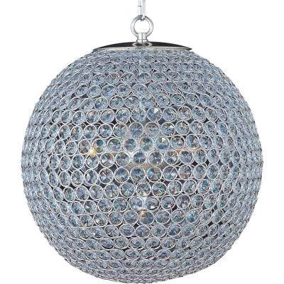 Maxim Lighting 39886BCPS Glimmer - Five Light Chandelier