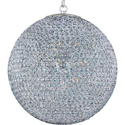 Maxim Lighting 39887BCPS Glimmer - Twelve Light Chandelier