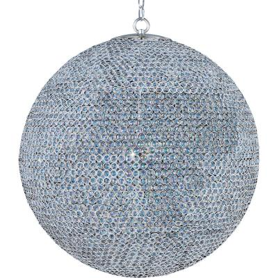 Maxim Lighting 39888BCPS Glimmer - Eighteen Light Chandelier