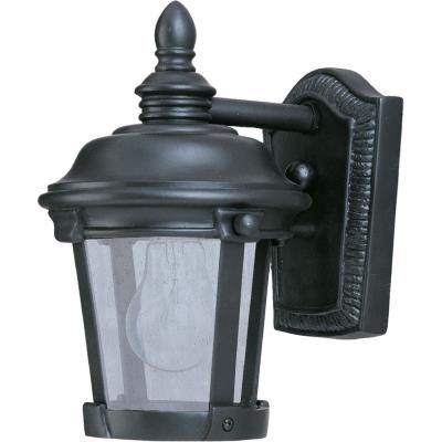 Maxim Lighting 40096CDBZ Dover VX - One Light Outdoor Wall Mount