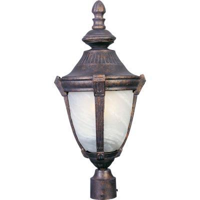 Maxim Lighting 4030 Wakefield - One Light Outdoor Pole/Post Mount