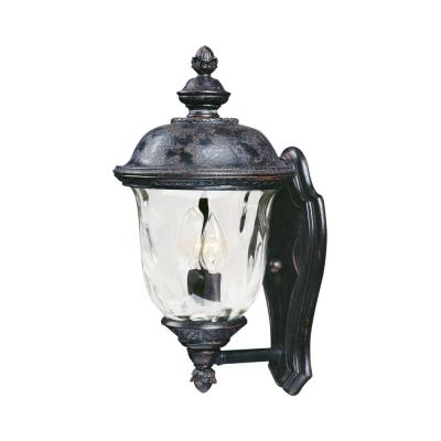Maxim Lighting 40422WGOB Carriage House VX - Two Light Outdoor Wall Mount