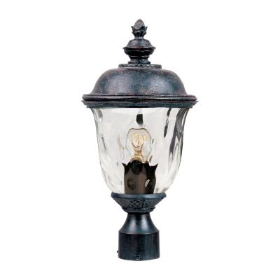 Maxim Lighting 40426WGOB Carriage House VX - One Light Outdoor Pole/Post Lan